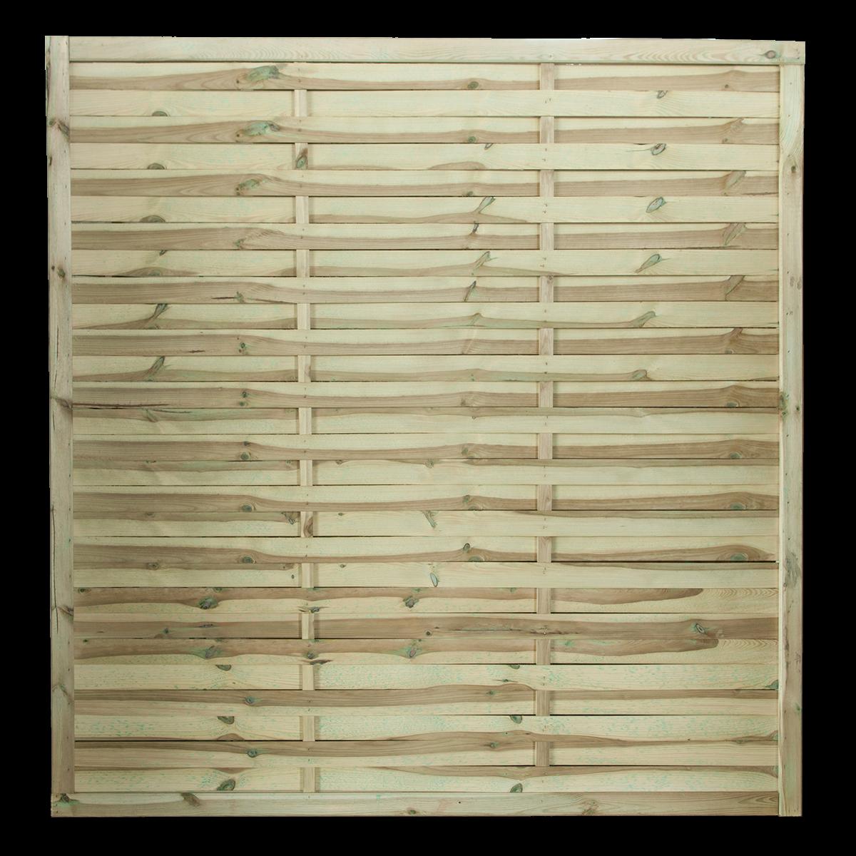 Lamellenzaun 180x180 R35x55 L4 2x60 Stelmet Product Catalogue